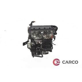 Двигател 2.1TD 109hp за PEUGEOT 605 седан (6B) 2.1 Turbo Diesel (1989 - 1999)